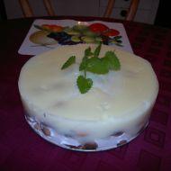 Studený mandarinkový dort recept