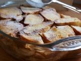 Jablková žemlovka recept
