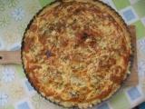 Slaný koláč po italsku recept