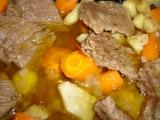 Pečené vepřové s mrkví recept
