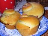 Kynuté muffiny s kakaovým pudinkem recept