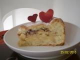 Jablecny kolac z krehkeho jogurtoveho testa recept