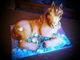 Kůň s bronzovou hřívou recept