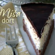 Míša dort  česká klasika recept