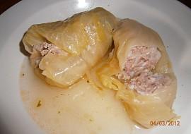 Rumunská sarma recept
