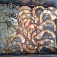 Pečená zelenina na rozmarýnu recept