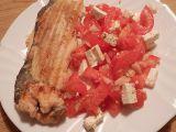 Pstruh lososovitý na grilu recept