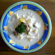 Zelňačka se sušenými hříbky recept