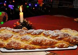 Vánočka  Mazanec recept