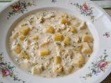 Koprová polévka bez mouky recept