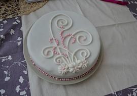 Red Velvet Cake  Červený samet recept