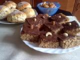 Jablkový koláč s medem recept