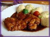 Medová kuřecí prsa recept