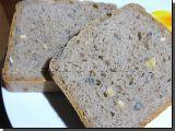 Domácí chléb se syrovátkou a dýňovými semínky recept ...