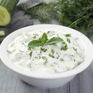 Řecké tzatziky recept