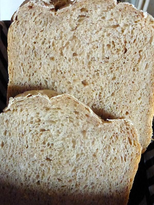 Špaldovo-žitný chlebík z DP recept