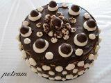 Narozeninový dort bez lepku, mléka a vajec recept