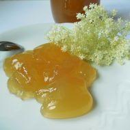 Marmeláda z bezových květů recept
