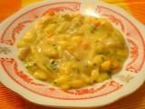 Zadělávaná zelenina recept