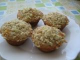 Meruňkové muffiny recept