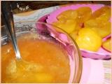 Džem ze žlutých blum recept