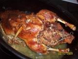 Mánkova nadívaná kachna recept