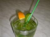 Mátový koktejl recept
