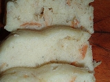 Houskový knedlík vařený v mikrovlnce recept