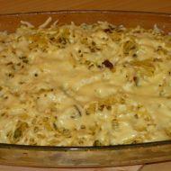 Kari těstoviny s masem recept