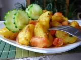 Bombajské brambory podle Jamieho Olivera recept