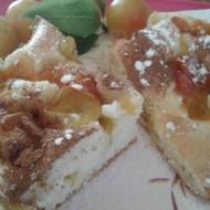 Špendlíkový koláč na plech recept
