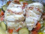 Kuřecí balíčky po italsku recept