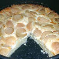 Rychlý hruškový koláč recept