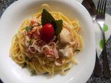 Těstoviny s mascarpone recept