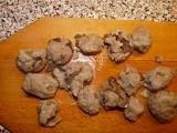 Houbové knedlíky recept