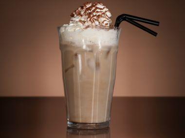 Mražená káva Latté