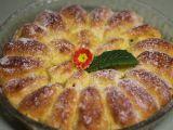 Kynutý koláč z jablečných lodiček recept