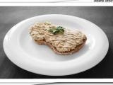 Uzená pomazánka (z makrely a tofu) recept