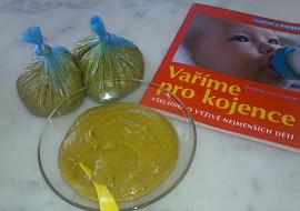 Zeleninová kaše pro Lukáška (od ukončeného 5.měsíce) recept ...
