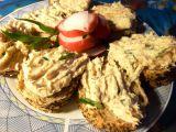 Makrelová pomazánka s křenem a bylinkami recept