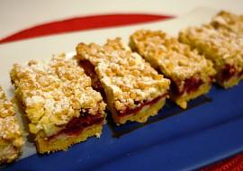 Malinový koláč s pudinkem recept
