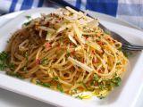 Spaghetti aglio olio e peperoncino recept