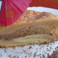 Jablkový koláč se salkem recept