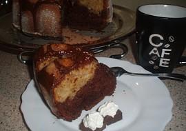 Cuketová kakaovoperníková- jablečnoskořicová bábovka recept ...