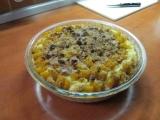 Dýňový koláč s perníkem recept