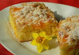 Mandarinkový koláč s drobenkou recept
