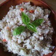 Chutná rýže s mletým masem recept