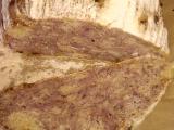 Výborný chleba s malinami a bílou čokoládou recept