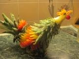 Kohout z ananasu recept