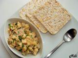 Celerový salátek s kuřecím masem recept